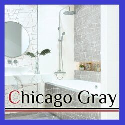 Chicago Gray (настенная и напольная)